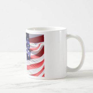 American-flag-Template Coffee Mug