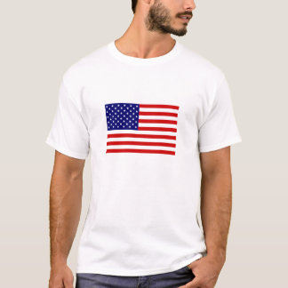 American Flag, The Pledge T-Shirt