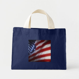 American Flag - Tote Bag