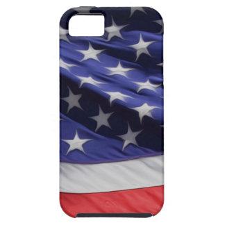 American Flag Tough iPhone 5 Case