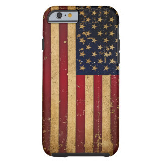 American Flag Tough iPhone 6 Case