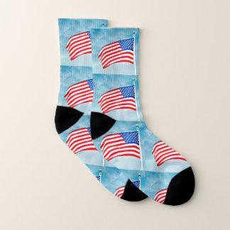 American Flag Unisex Socks