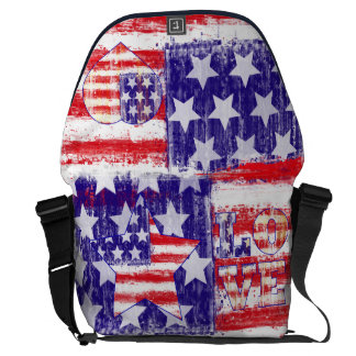 american flag united states flag courier bags