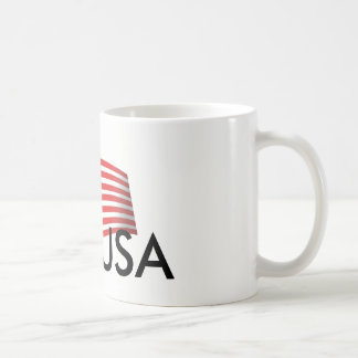 American Flag USA Mug