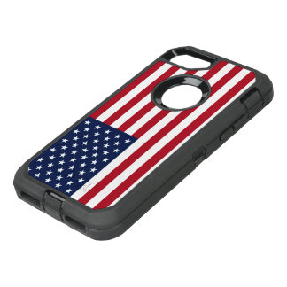 American Flag USA OtterBox Defender iPhone 7 Case
