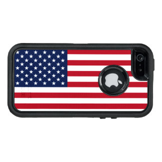 American Flag USA OtterBox iPhone 5/5s/SE Case