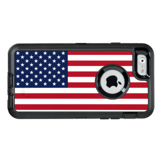American Flag USA OtterBox iPhone 6/6s Case