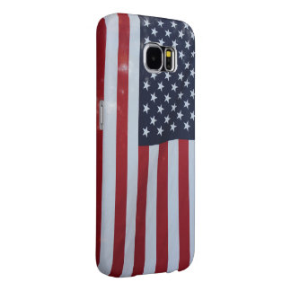 American Flag. USA. Samsung Galaxy S6 Barely There