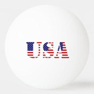 american flag - usa text