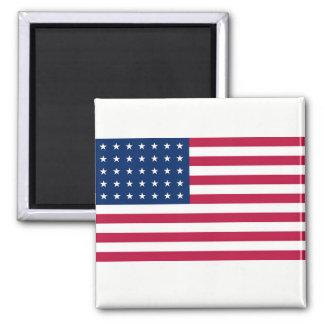 AMERICAN FLAG USA UNITED STATES MAGNET