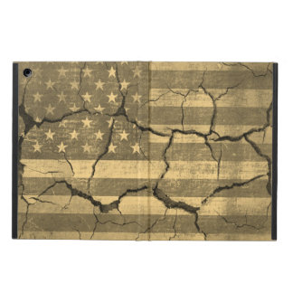 American Flag Vintage 8 iPad Air Case