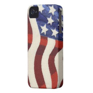 American Flag Wave Custom Case-Mate ID iPhone 4/4S iPhone 4 Covers