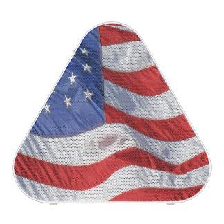 American Flag Waving Wind Patriotic USA