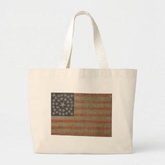American Flag with 33 Stars Bag