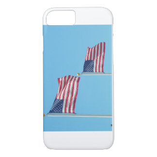 American Flags iPhone 7 Case