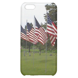 """American flags """"we will not forget"""" iPhone 5C covers"""