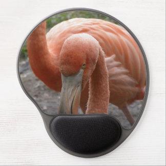 American Flamingo Gel Mousepads
