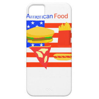 American Food Cover For iPhone 5/5S