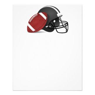 american-football-155961  american football footba 11.5 cm x 14 cm flyer