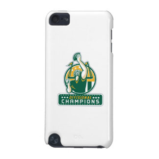 American Football Division Champions Retro iPod Touch (5th Generation) Case