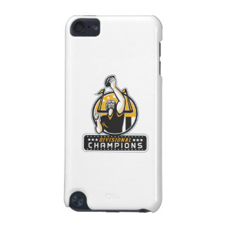 American Football Divisional Champions Retro iPod Touch (5th Generation) Covers