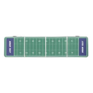 American Football Field Beer Pong Table