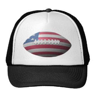 American Football Flag Cap