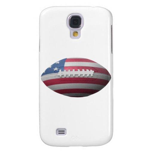American Football Flag Samsung Galaxy S4 Case