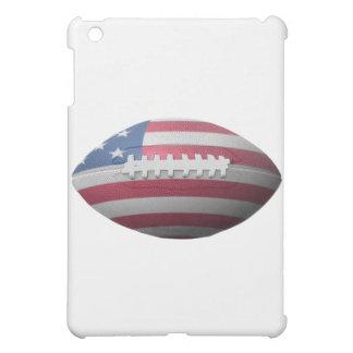 American Football Flag iPad Mini Cover