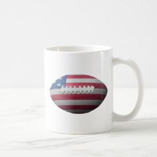 American Football Flag Mugs