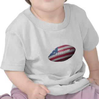 American Football Flag Shirt