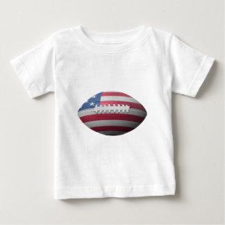 American Football Flag Tee Shirt