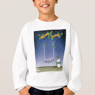 american football happy holiday sweatshirt
