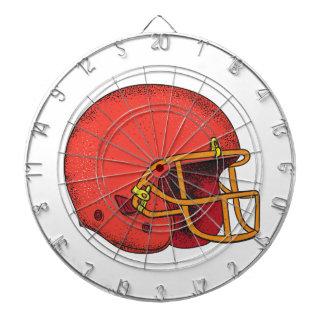 American Football Helmet  Tattoo Dartboard