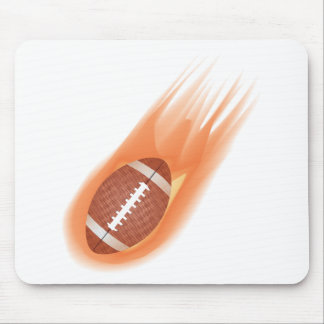 american football mouse pad