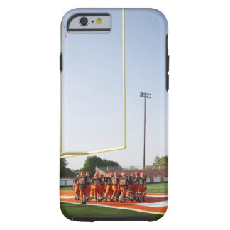 American football players, including teenagers iPhone 6 case