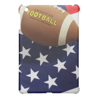 American football with the US flag iPad Mini Case