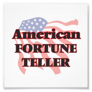 American Fortune Teller Photo Art