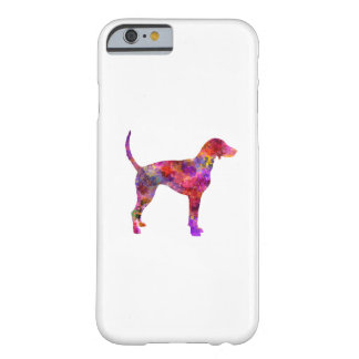 American Foxhound in watercolor 2 Barely There iPhone 6 Case
