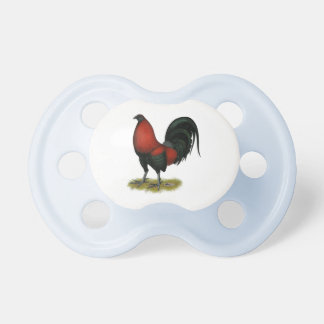 American Game BB Black Red Rooster Dummy