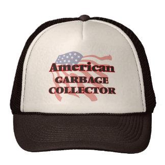 American Garbage Collector Cap