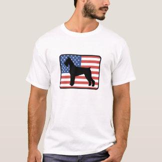 American Giant Schnauzer T-Shirt