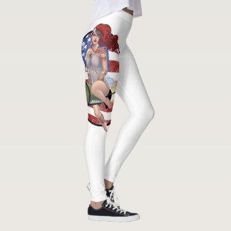 American Girl Leggings
