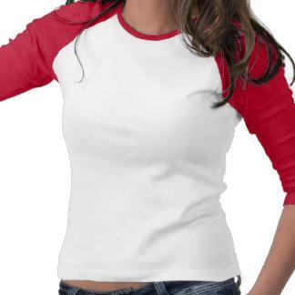 American Girl Silhouette Flag Tee Shirts