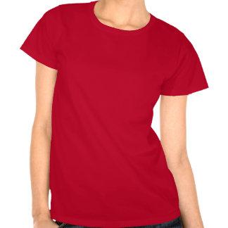 American Girl Silhouette Flag T-shirts