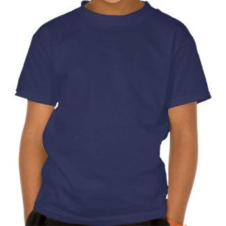American Girl Silhouette Flag Tshirt