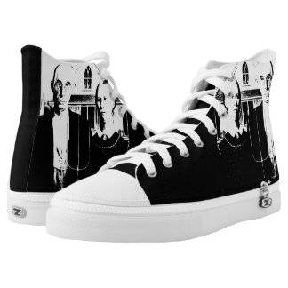 American Gothic High Tops