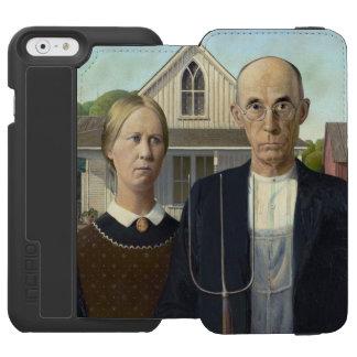 American Gothic Incipio Watson™ iPhone 6 Wallet Case