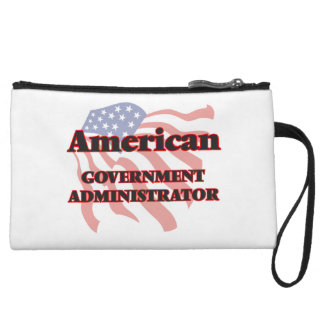 American Government Administrator Wristlets