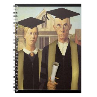 American Graduate Notebook